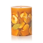 5.5-inch Rosy Rings apple and cinnamon spice scented candle