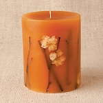 Rosy Rings honey and tobacco candle